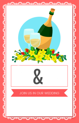 Wedding Invitation 7