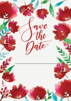 Save the Date 5